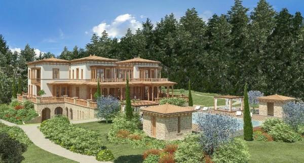 Podívejte se, jak vypadá letní rezidence sultána Erdogana (obrázky)
