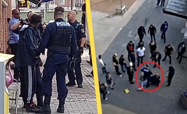 """""""Už to bude jen horší"""" –  výpověď švédských policistů o skutečném stavu země"""