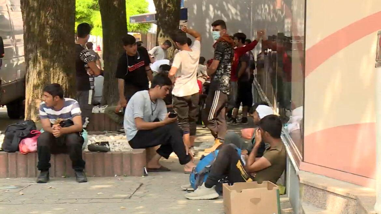 V bosenském městě Bihač žijí tisíce džihádistů, většina chce do západní Evropy (video)