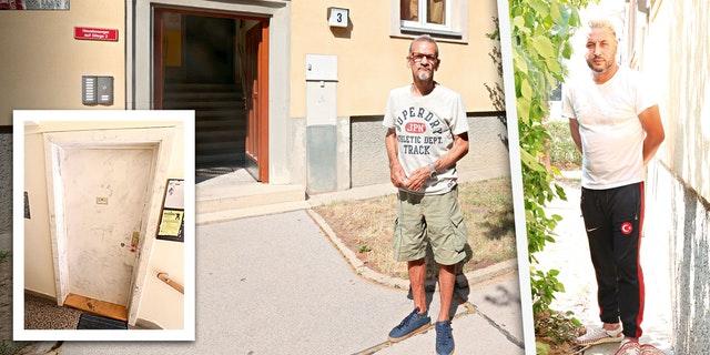Co všechno vypověděli sousedé o Afghánci, v jehož vídeňském bytě byla zavražděna Leonie?