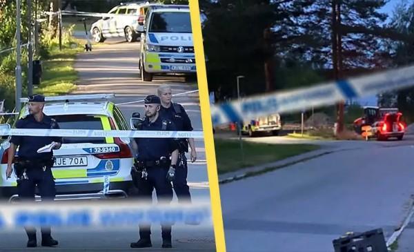 V pátek večer došlo hned ke třem přestřelkám gangů na různých místech Švédska, 1 mrtvý a 2 zranění
