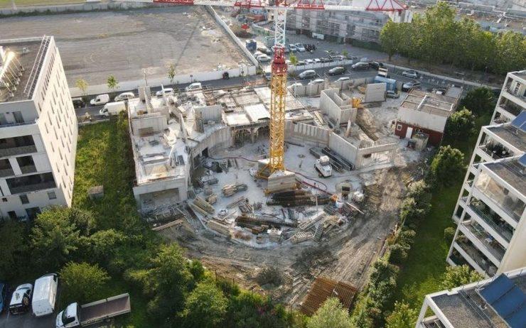 Ve Frankistánu začala výstavba už třetí obří mešity