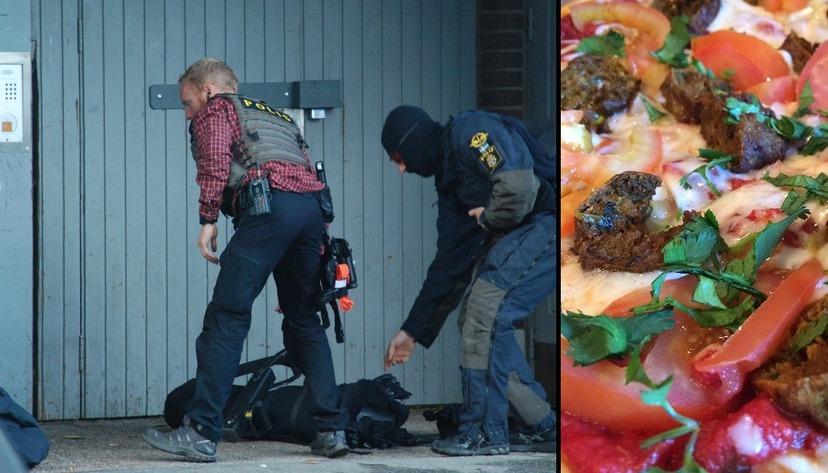 Švédsko: Vězni zajali dozorce, požadují vrtulník a kebabovou pizzu