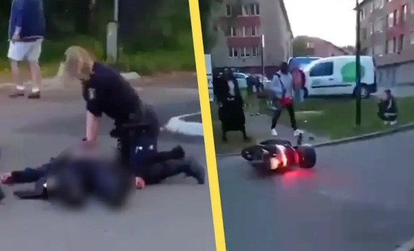 Švédsko: V muslimském ghettu byl popraven policista (video)