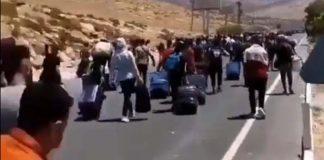 Proč utíkají z Afghánistánu přes Írán a Turecko v drtivé většině  muži? (video)