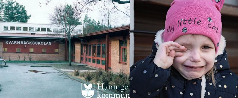 I malí Švédové předškolního věku jsou šikanováni svými muslimskými vrstevníky