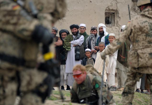 """""""Pohrdají námi,"""" varuje bývalý německý velitel místních afghánských sil"""