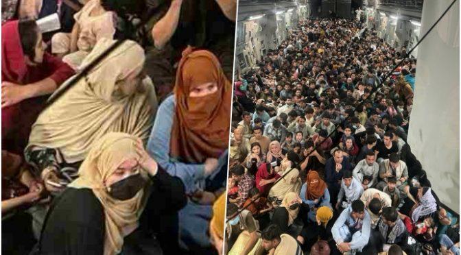 Řízená islámská invaze: NATO plánuje přemístit všechny Afghánce, kteří chtějí opustit Afghánistán
