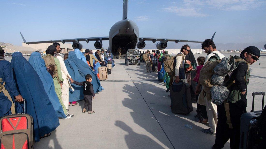I tyto Afghánce přivezli Američané do Evropy, celkem jich je už 100 tisíc
