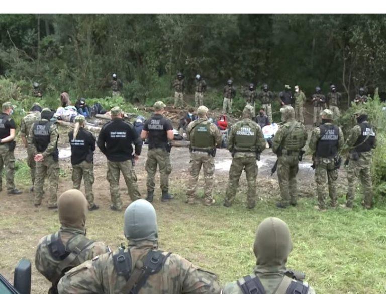 Uvědomuje si ještě někdo, kde je prapůvod současné invaze zejména Iráčanů přes Polsko a Pobaltí?