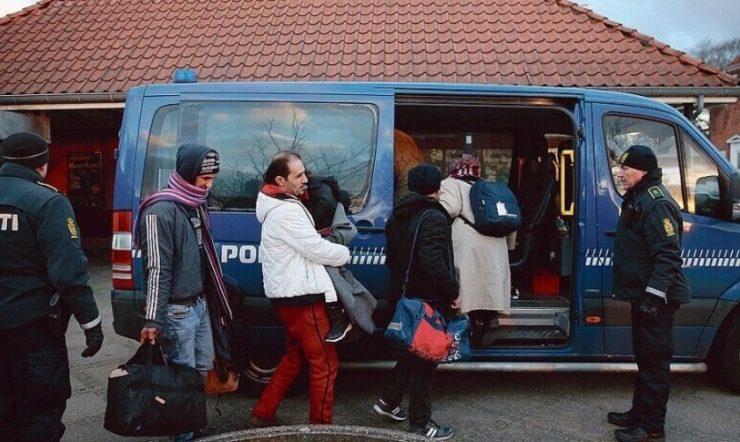 Dánsko není schopné realizovat plánované deportace, většina obohacovačů zůstává v zemi
