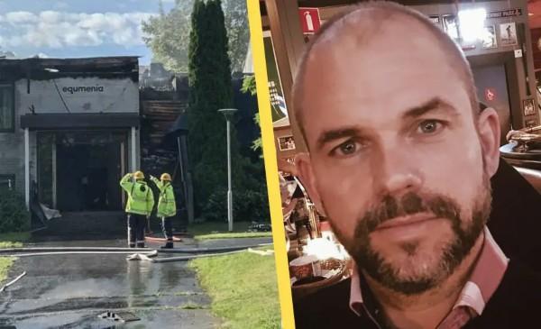 Ve Švédsku hořel další kostel, policejní vyšetřovatel lhal, že to bylo dílo blesku