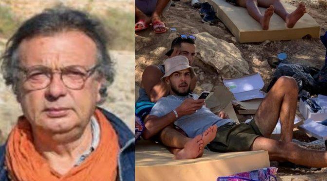 V přijímacím centru na Lampeduse je 1400 džihádistů, starosta jich chce víc