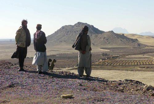Do Evropy se chystají asi 3 miliony Afghánců