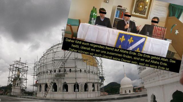 Muslimové v Rakousku, hrající si na umírněné, připravují převzetí země, potvrzuje tajně natočené video