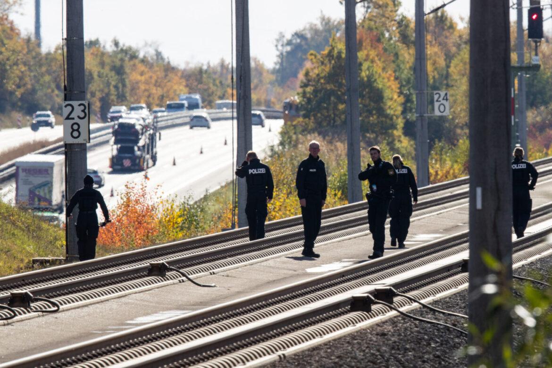 V Německu potvrdili doživotí Iráčanovi, který se pokusil vykolejit vlaky