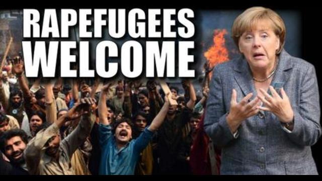 V roce 2020 spáchali v Německu hosté Merkelové celkem 5719 sexuálních útoků