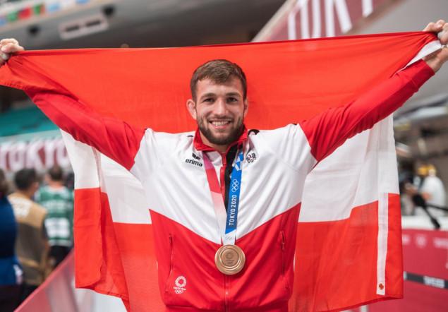 """""""Rakouský"""" olympijský vítěz děkoval čečenskému lidu, Kadyrovovi a Alláhovi"""