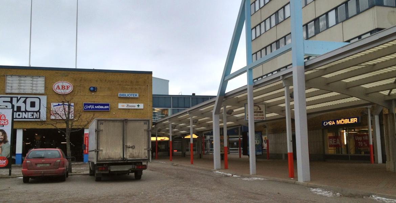 Švédsko: Střelba v nákupním centru za bílého dne – jeden mrtvý