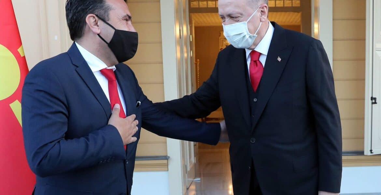 Turecko uzavřelo dohodu o vojenské spolupráci se Severní Makedonií – Erdogan tak obklopuje Řecko