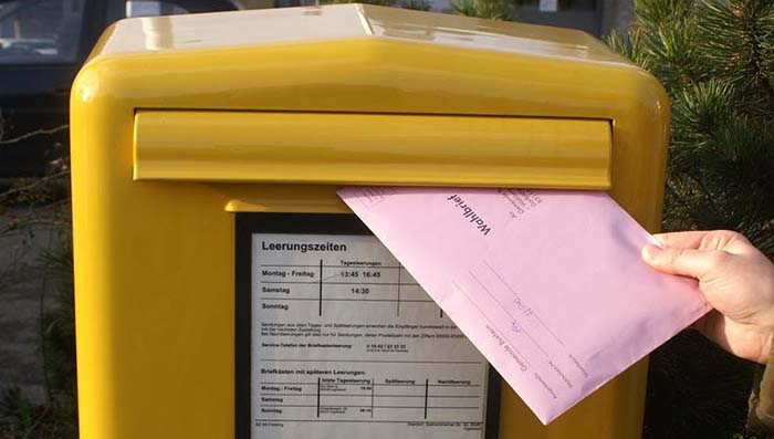 V letošních německých parlamentních volbách bude rekordní počet korespondenčních hlasů