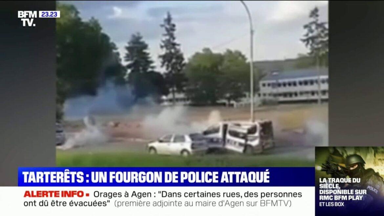 Francie: Útoky na policisty pokračují, muslimové lákají policisty do svých ghett, aby je mohli lynčovat (videa)