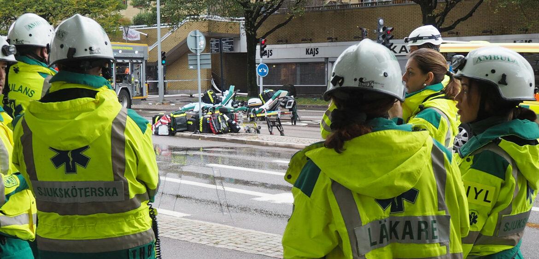 Švédsko: V budově, kde včera vybuchla bomba, žije i policista, který svědčí v kauzách muslimských gangů