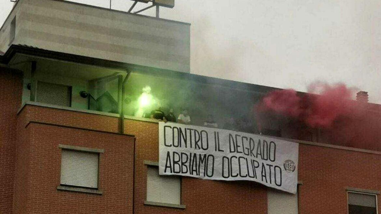 Italský hotel obsadili ilegálové a feťáci, zařízení totálně zdevastovali (video)