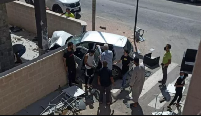 Španělsko: Útok muslima autem na zahrádku restaurace – jeden mrtvý (video)