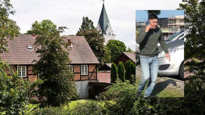 Afghánec znásilnil švédského chlapce, náhodný svědek násilníka dopadl (video dopadení)