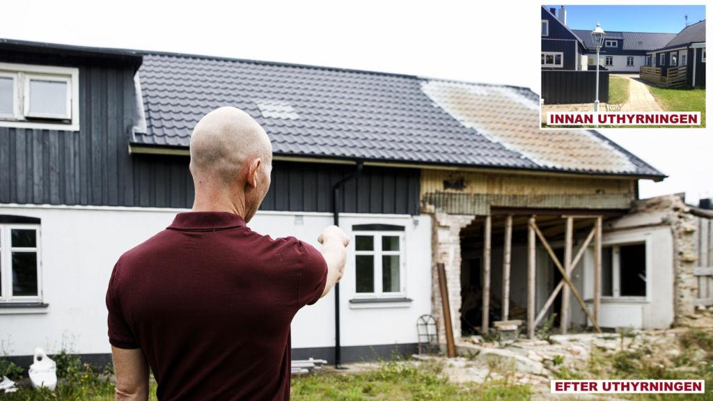 Švédsko: Žadatelé o azyl zničili vybavení pronajatých domů v hodnotě v přepočtu více než půl miliardy Kč (video)