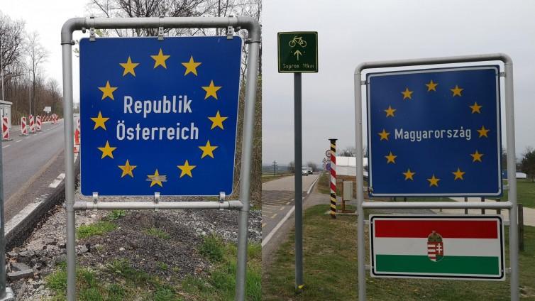 Přes rakouské hranice nadále nerušeně proudí invazisté