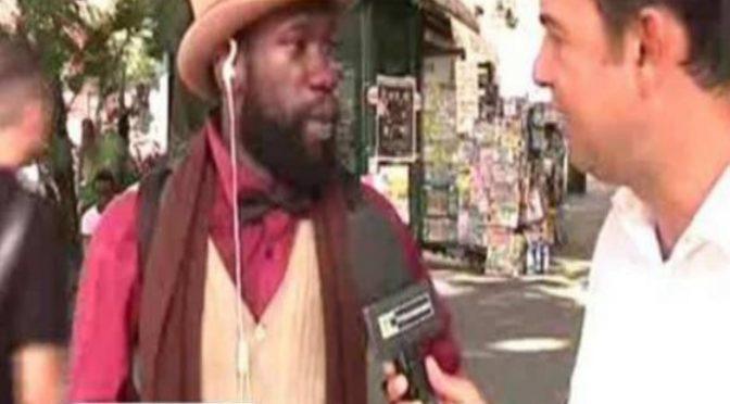 """""""Nejsem v Itálii abych pracoval,"""" říká Afričan (video)"""