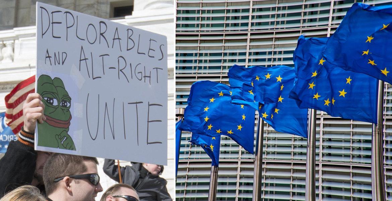 Děláte si legraci z LGBTQ, jiných etnik nebo muslimů? Pak jste podle EU hrozbou, proti níž je třeba bojovat…