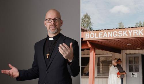 Švédský kněz nabádá k přeměně kostelů na mešity