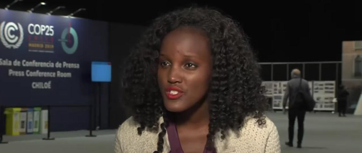 Klimaalarmisté mají náhradnici za Gretu, je jí mladá Afričanka