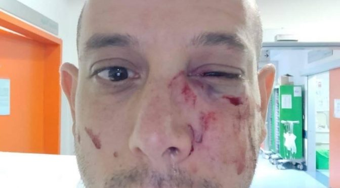 Itálie: Muslim zmasakroval židovského chlapce