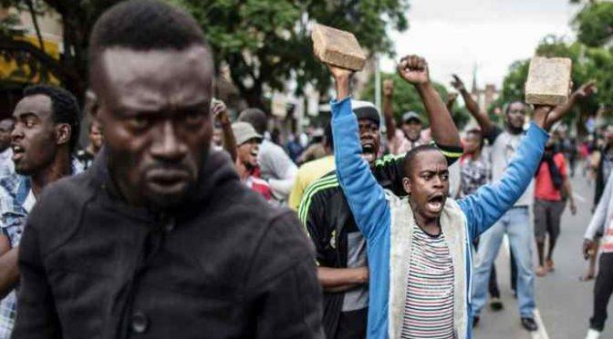 Pro Afričany je v Africe místa dost, přesto se cpou do přeplněné Evropy