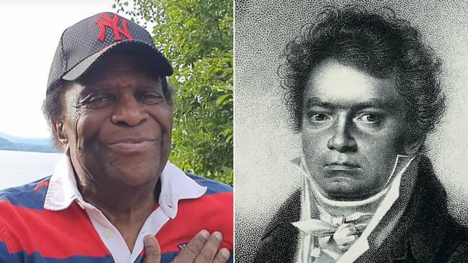 Černý zpěvák chce nechat exhumovat Beethovena, je přesvědčen, že byl černoch