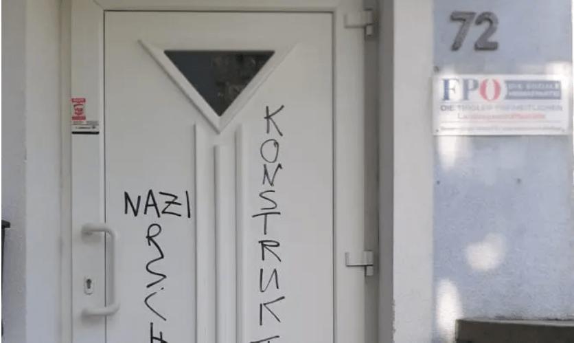 V Rakousku dochází k útokům Antify na opoziční politiky, situace je podobná jako v Německu