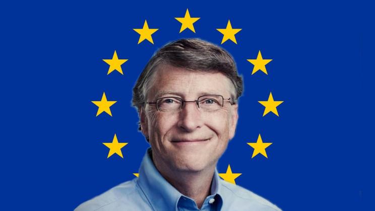"""V rámci """"Zeleného údělu"""" se stala Evropa testovacím místem pro Billa Gatese"""