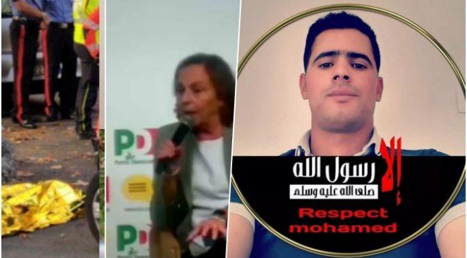 Maročan ubodal v baru Italku, protože ho odmítla, dva další svědky pobodal (video)