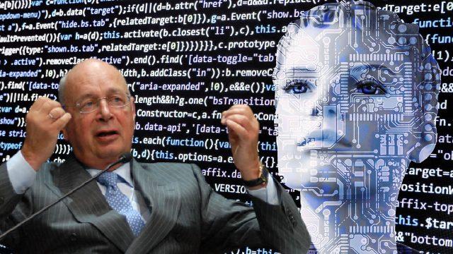 Další zrůdné plány Schwabova WEF – každý člověk by měl být neustále monitorován (video)