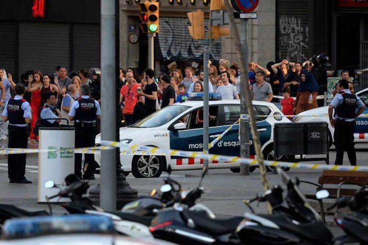 Jeden z muslimů, kteří útočili před 4 lety v Barceloně, přičemž zavraždili 16 lidí, byl předčasně propuštěn