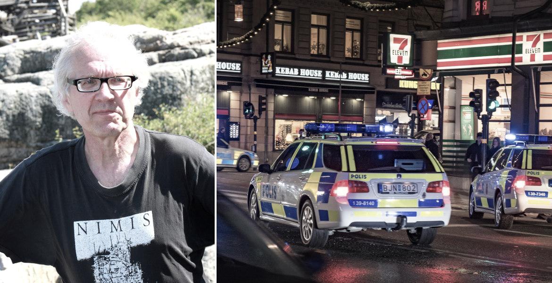 """Švédský karikaturista, na jehož hlavu vypsali muslimové odměnu, zemřel spolu se dvěma policisty při podivné """"nehodě"""""""