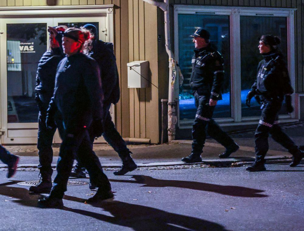 Za 5 mrtvých v Norsku mohou policisté, odmítli na útočníka střílet