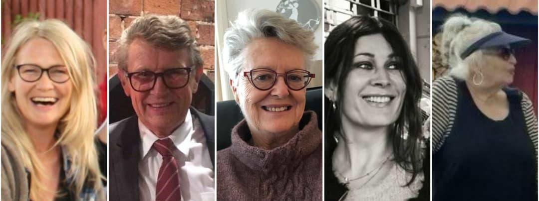 Pět obětí, které v Norsku zastřelil konvertita k islámu