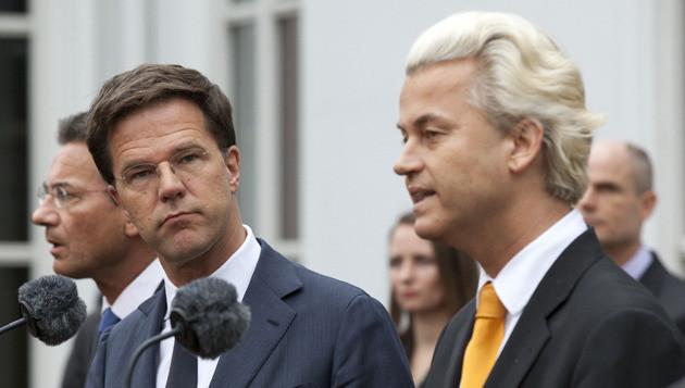 Nizozemí: 9 muslimů plánovalo popravu Geerta Wilderse i atentát na premiéra