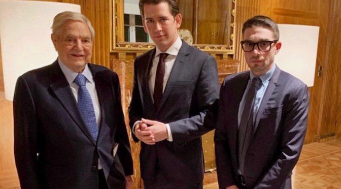 Další politické šachy Sorosova hošíka