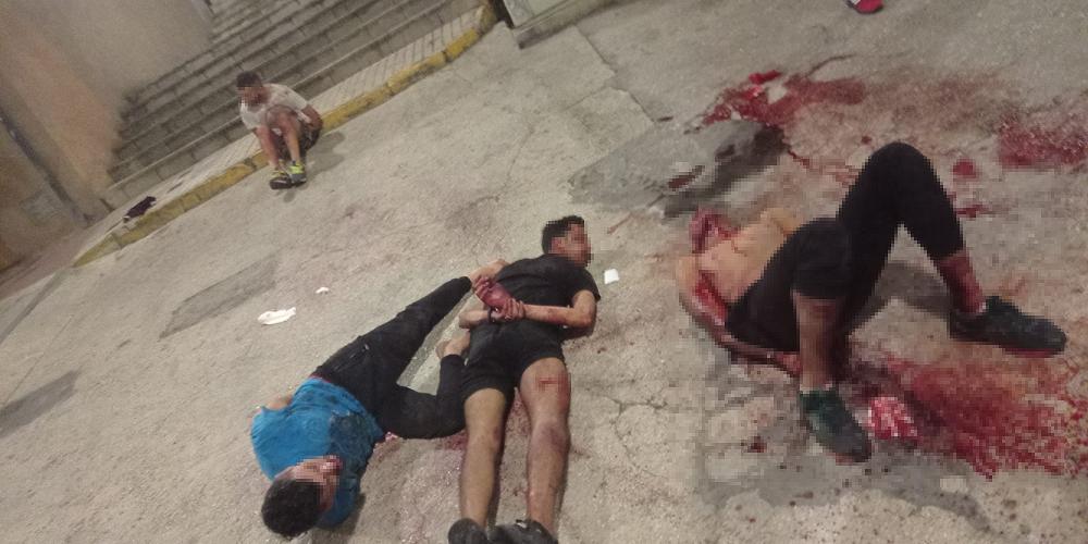 Ve španělském Alicante jsou občané každodenně svědky krvavých bojů dvou znepřátelených arabských gangů (videa)